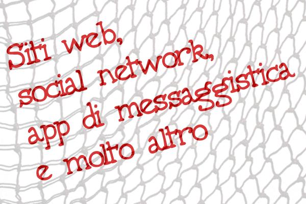 vita digitale, vita reale, social, app, messaggistica, social network solo apparenza