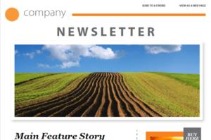 12 template gratuiti per le vostre newsletter