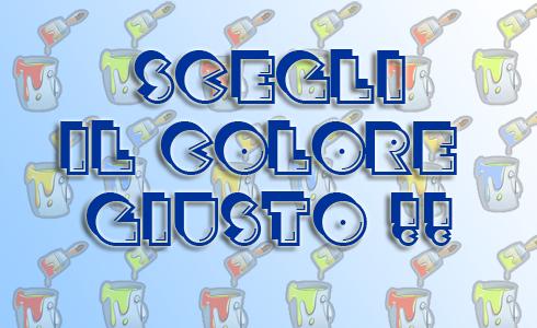 Infografica: esempi di design per un ottimo uso del colore