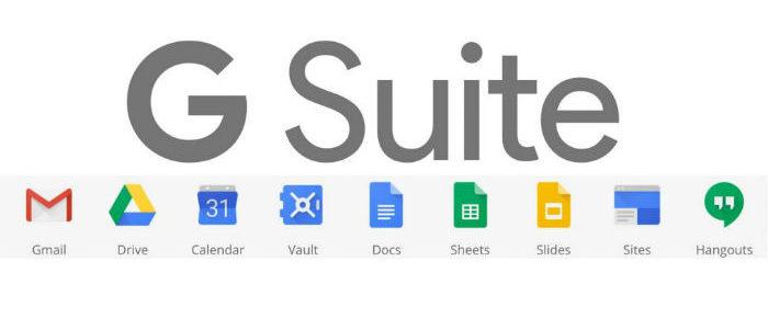 Internet Facile – G Suite produttività in cloud per le aziende, da Google