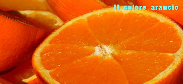 orange arancio