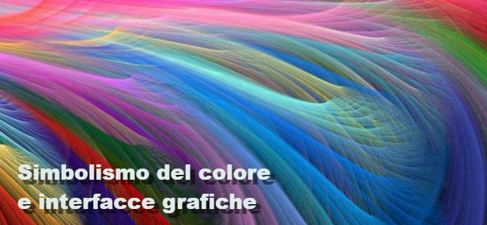 Il simbolismo dei colori nella progettazione delle interfacce utente