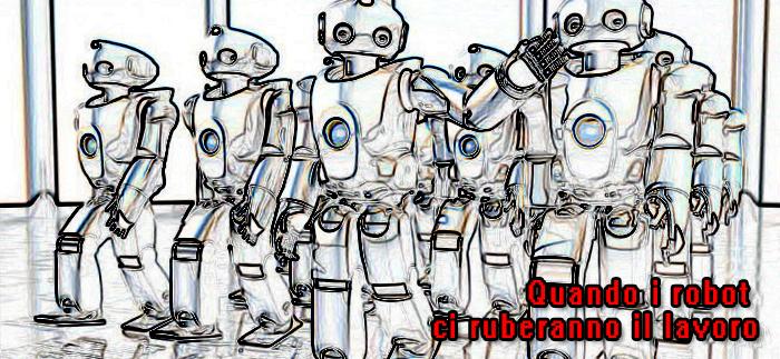 L'umanità vivrà in una futuro infernale  a causa dei robot.