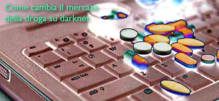 Chi vende  droga sulla darknet