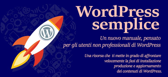 manuale WordPress Semplice