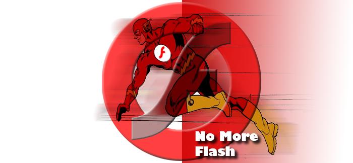 Google Chrome: l'utilizzo di Flash scende dall'80% nel 2014 a meno dell'8% oggi