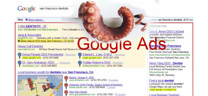 Se fai ricerche su Google ormai trovi solo chi fa comodo a Google