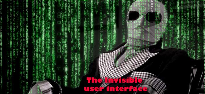La migliore interfaccia utente  è quella invisibile