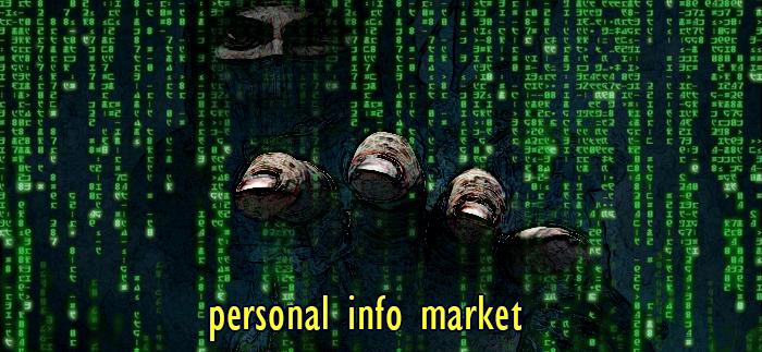 stolen personal info