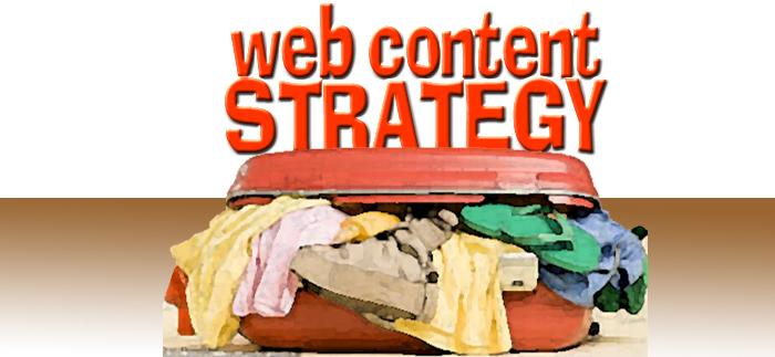 UX: come organizzare i contenuti